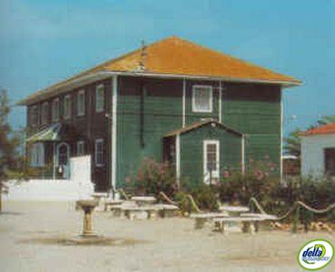 Casa de fusta delta de l'Ebre