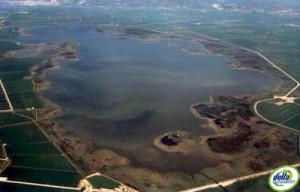 L'encanyissada delta de l'Ebre