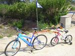 Barra bicicleta