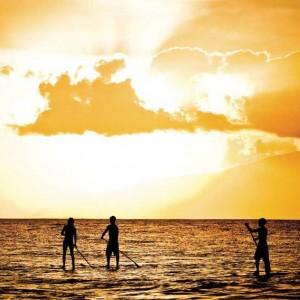 Sortida a la matinada amb Paddle i Kayak a L\\'Ampolla