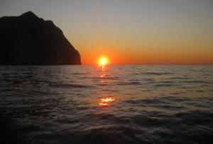 Sortida a la matinada amb Paddle i Kayak a L'Ampolla