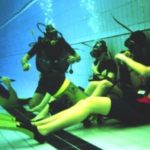 Submarinisme al delta de l'ebre