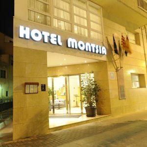 Hotel Montsià al delta de l'Ebre