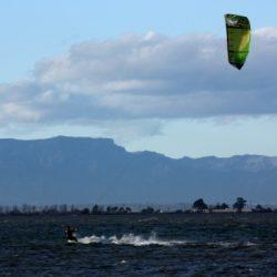 kitesurf al delta de l'ebre